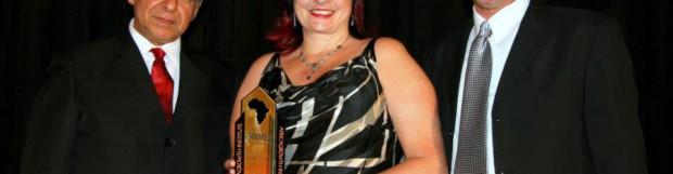 Sue Hadcroft wins AfricaGrowth Award