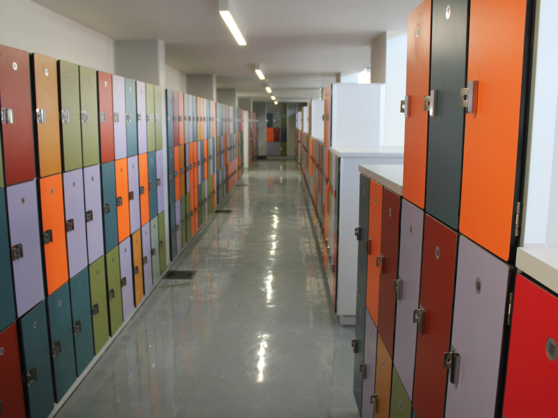 lockers - cubicle solutions